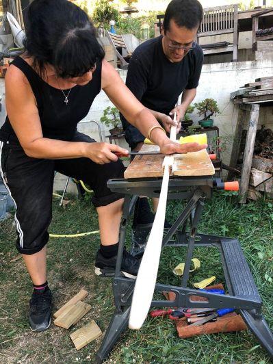 Tog Chöd Fabrication d'épée (atelier spécifique sur un weekend)