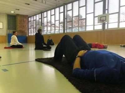 Tog Chod Méditation après la pratique du Tog Chöd