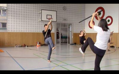 Tog Chod Travail en face à face - L'exercice yogique pour le haud du corps
